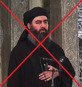 The criminal terrorist Abu Bakr al-Baghdadi calls his supporters to gather in southern Libya