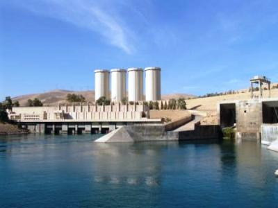 Resources Minister - continued maintenance of the Mosul Dam and its collapse is unlikely