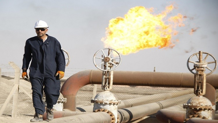 Russian company announced a huge oil discovery in Iraq