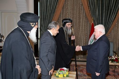 التقارب العراقي - المصري .........متجدد  - صفحة 2 58c124a46f9fc