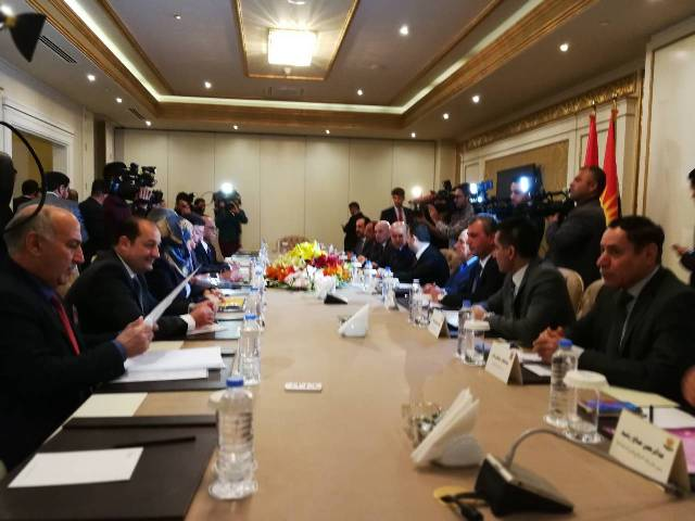 Keywords - We agreed with the Finance to subject the banks of Kurdistan to the control of the Central Bank