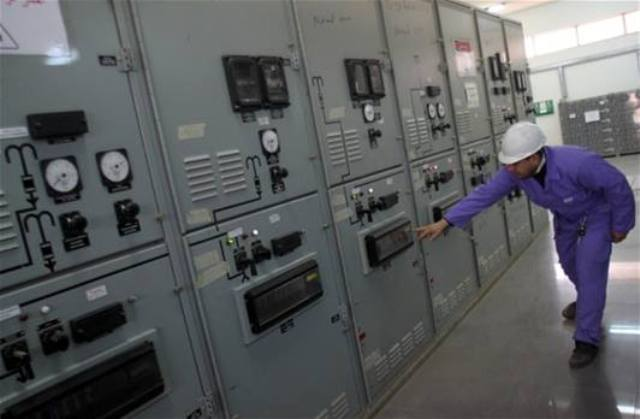 For the first time since the invasion of Kuwait the electrical power system collapsed throughout Iraq