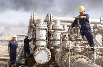 Energy - approval of oil and gas law will reduce the problems and obstacles between Baghdad and Erbil
