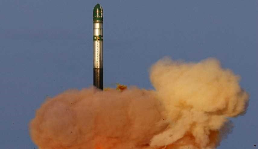 Third world war - the Russian missile Satan will destroy America completely