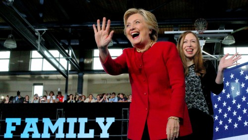 Media - Bureau of Investigation found that Clinton was a turning secret messages to her daughter