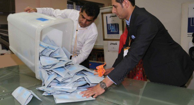 Fact-finding calls for election results to be thrown into the dustbin of history