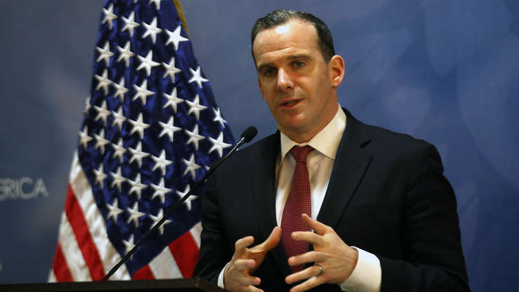 Iraqi political discomfort from the Trump envoy to intervene in the formation of the government