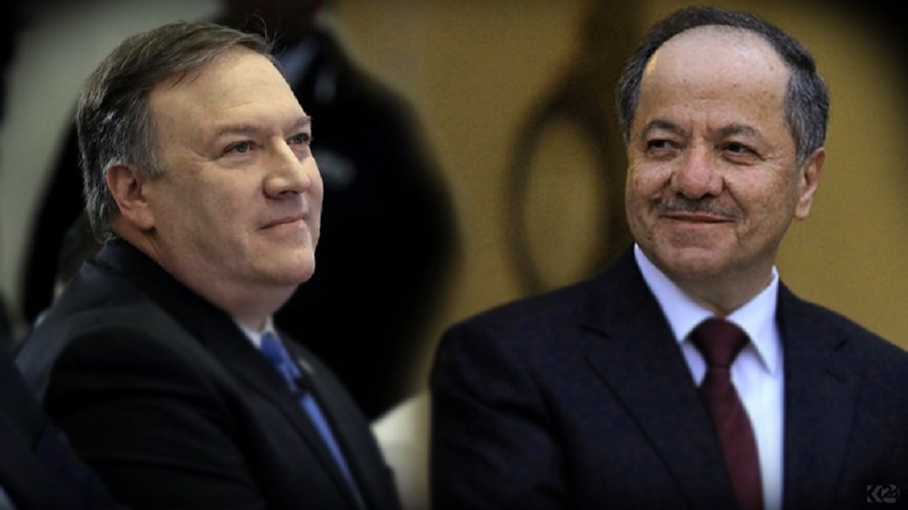 In agreement with Pompeo .. Kurds of Iraq resolved their order with this bloc regardless of the decision of the Federal Court