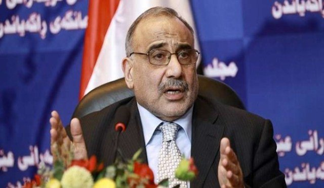 Abdul Mahdi gives the political blocs until Monday to agree on the candidates of his cabinet