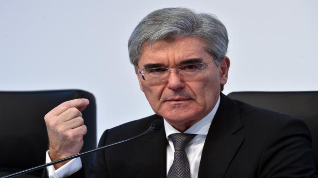Siemens chief German - Trump denied us the deal of electricity Iraq