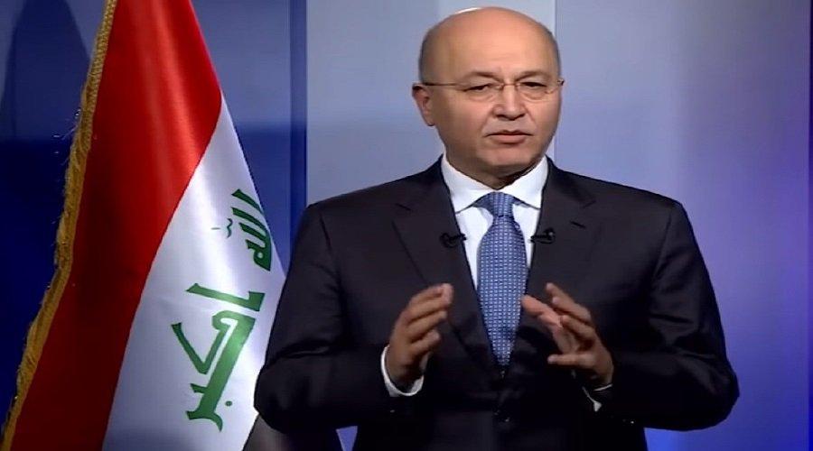 Barham Salih - We have lost a thousand billion dollars since the fall of Saddam Husseins regime