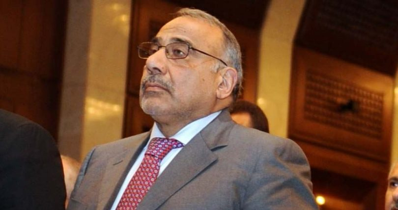 An informed source - Prime Minister Adel Abdel-Mahdi refuses to respond to Trumps contacts