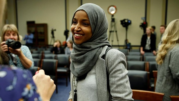 A man was arrested for threatening to kill Congressman Elhan Omar