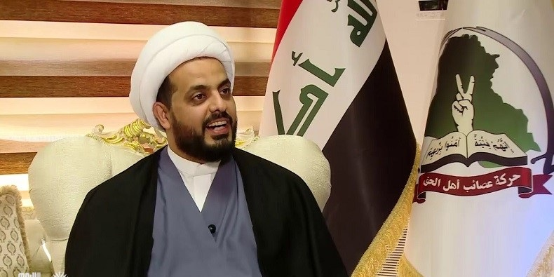 Sheikh Qais Khazali - Al-Kazemis government deserves the title of the most failed government in the history of the modern Iraqi state