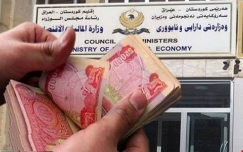 Disclosure of the share of Kurdistan in the 2021 budget