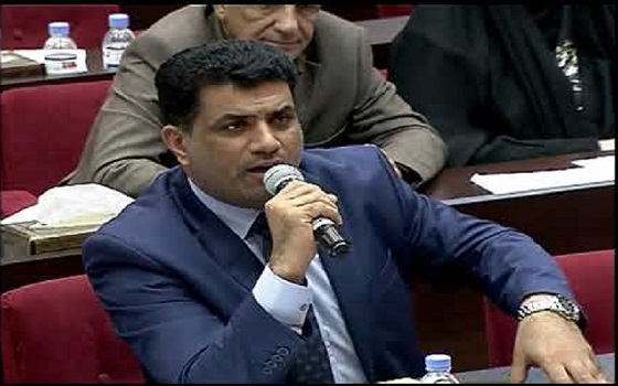 MP Hamid Al-Mousawi - Parliament is determined to reduce the budget deficit to 20 trillion dinars