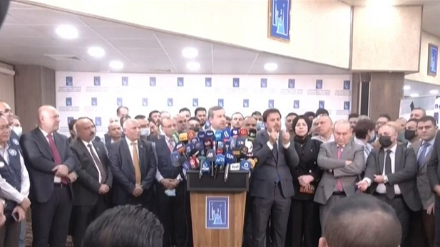 The Commission sets the date for announcing the results and the percentage of participation in the elections