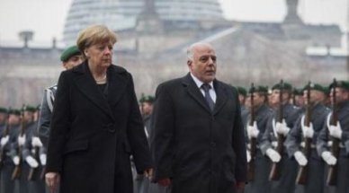 Abadi participate tomorrow in the seven countries of the adult Berlin summit where Obama meet