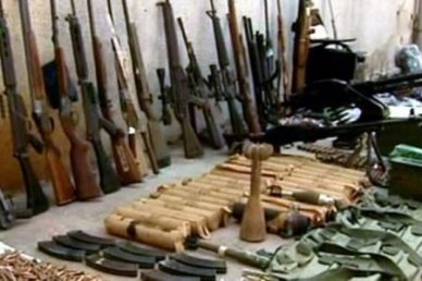 Hungary sent 240 tons of weapons to Iraq