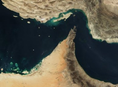 Iran threatens to close the Strait of Hormuz to America and its allies